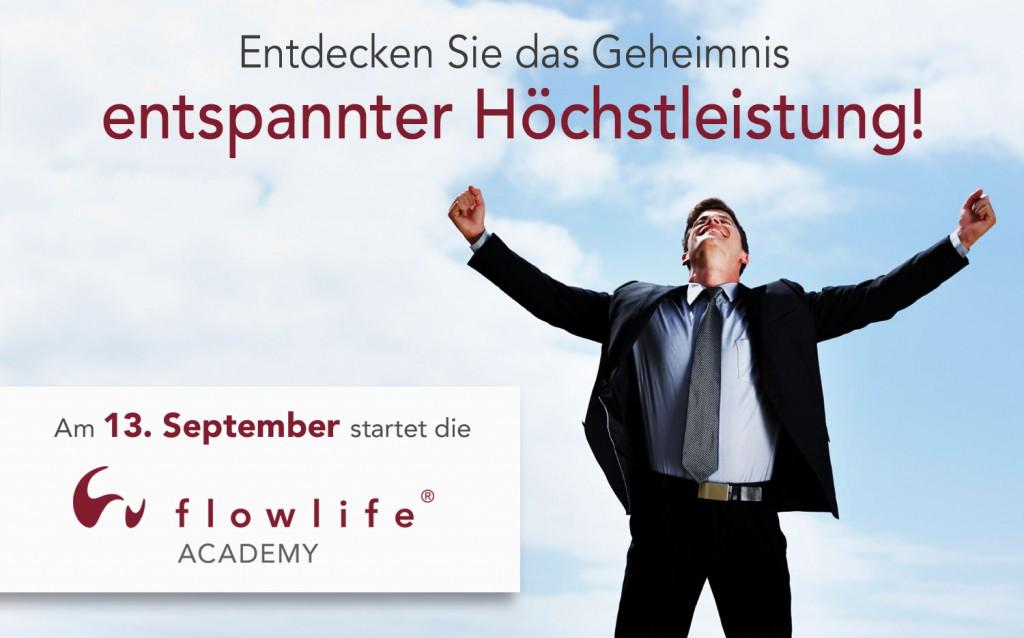 Start flowlife Academy